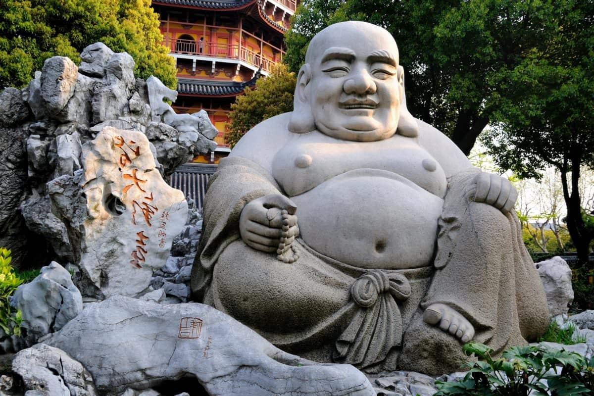 arte, Tempio, Asia, Buddha, religione, scultura, antico, statua