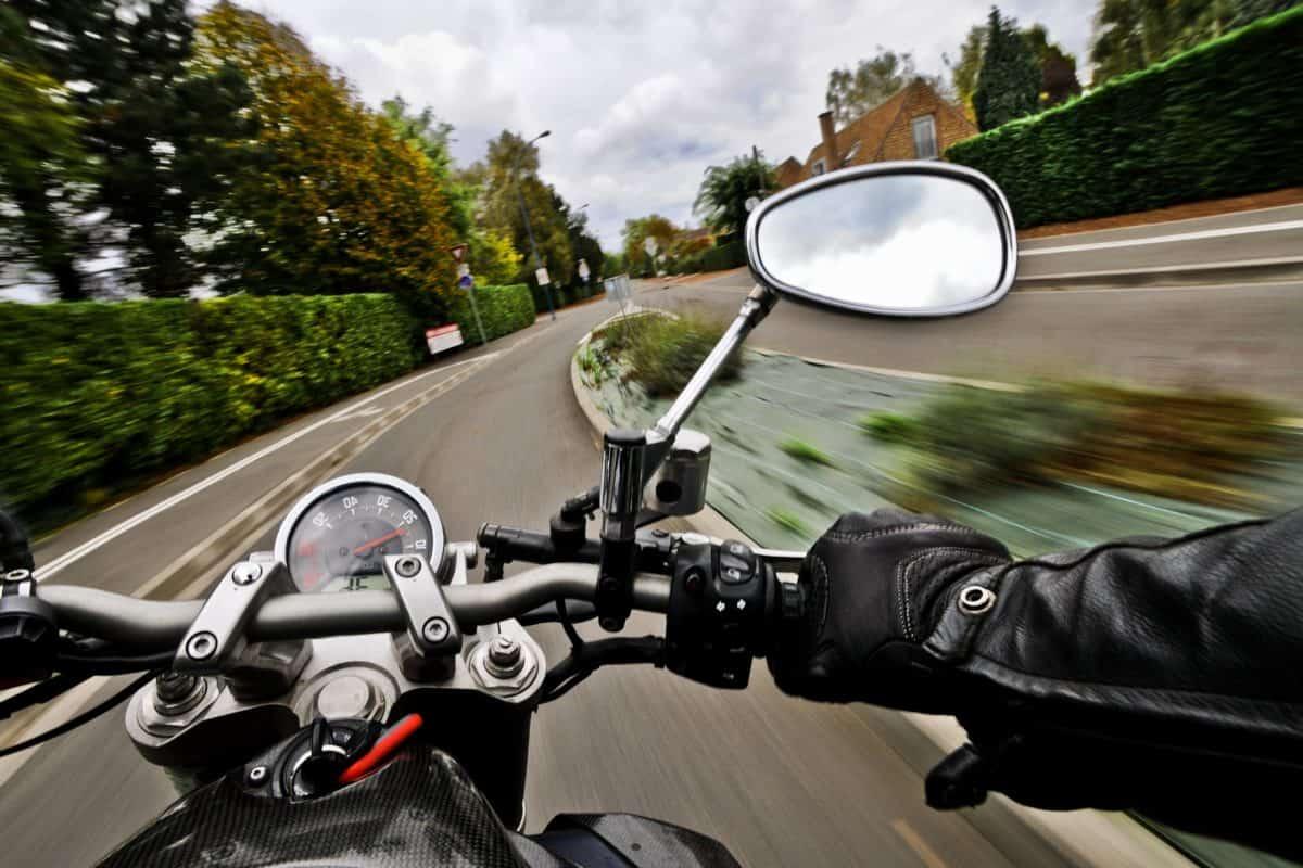 превозно средство, улица, мотоциклети, път, диск, дърво, Открит