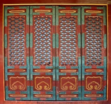 arabesque, pattern, art, entrance, texture, door, wood, design, gate
