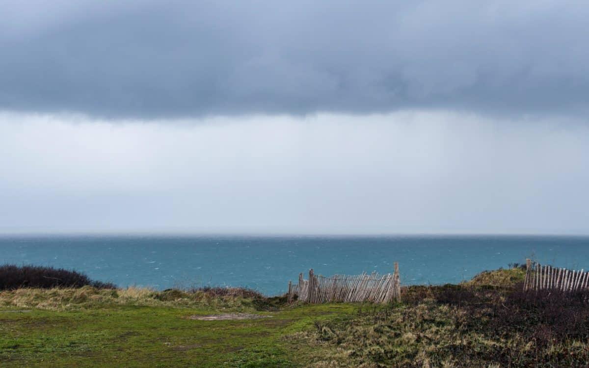 moře, obloha, příroda, krajina, mlha, voda, pláž, venkovní, tráva