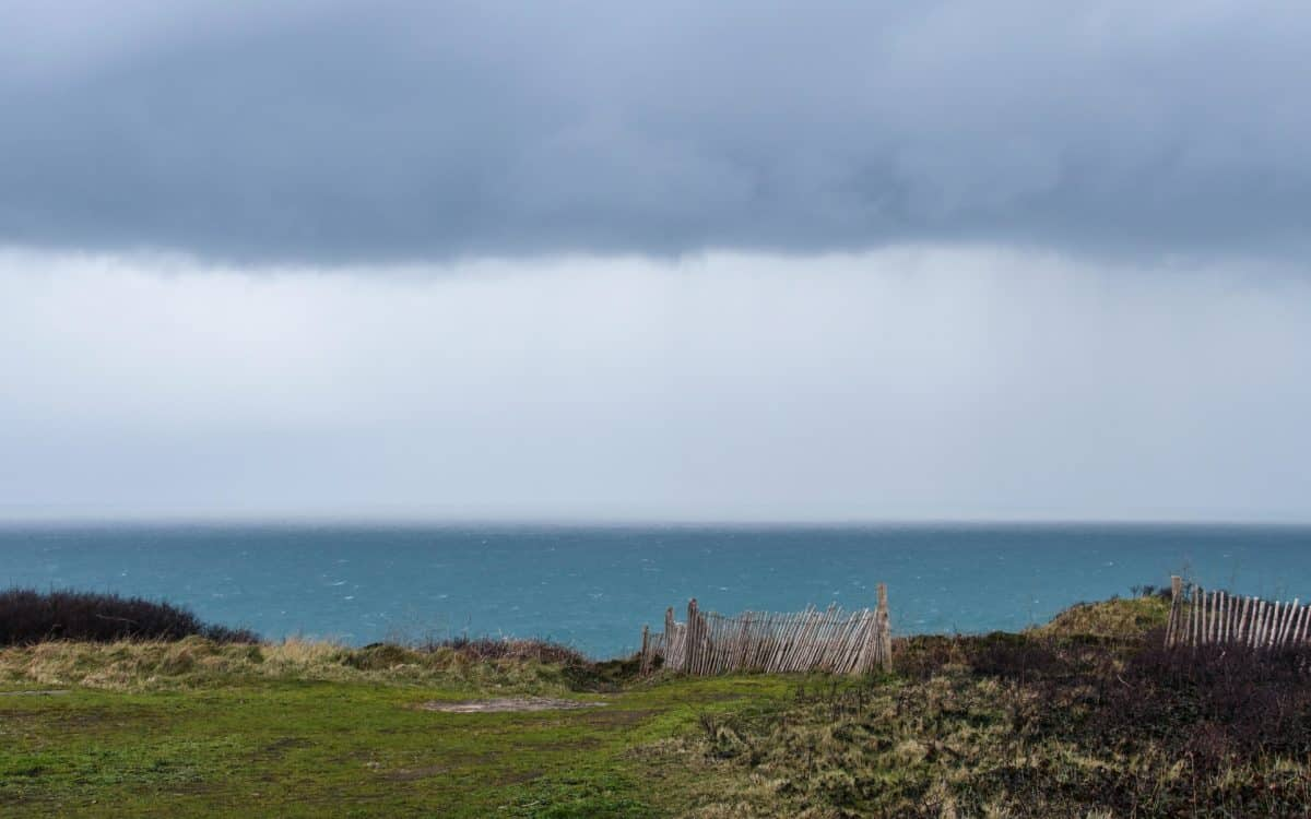 mar, cielo, naturaleza, paisaje, niebla, agua, playa, césped al aire libre,