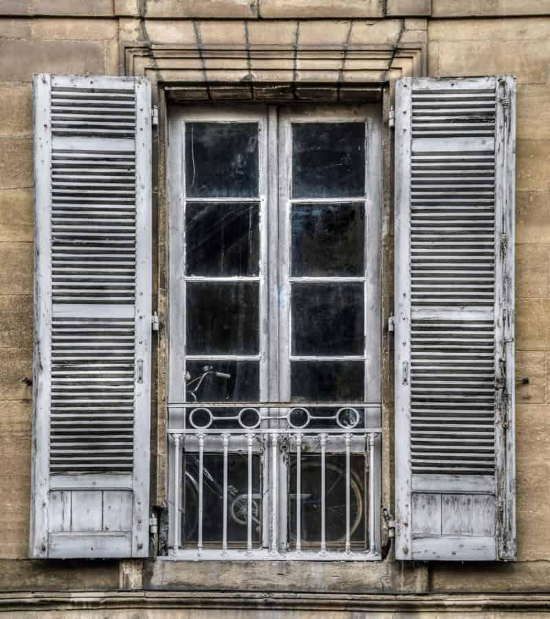 vieux, maison, mur, bois, porte, fenêtre, architecture, extérieur