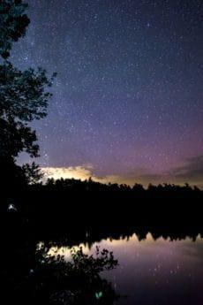 al chiaro di luna, Luna, cielo, paesaggio, ombra scura, astronomia, all'aperto