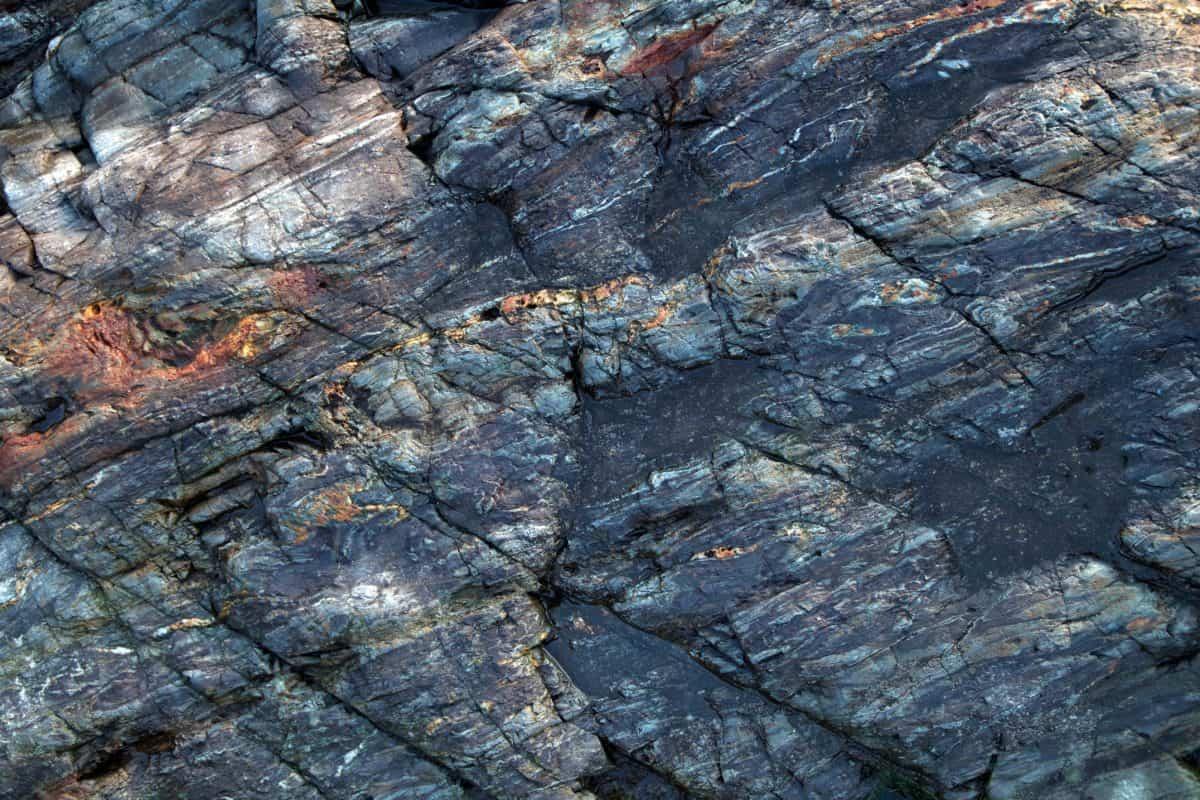 granit, abstrakt, sten, natur, mönster, konsistens, yta