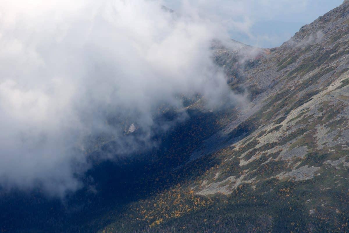 snow, nature, mountain, landscape, sky, fog, atmosphere, cloud