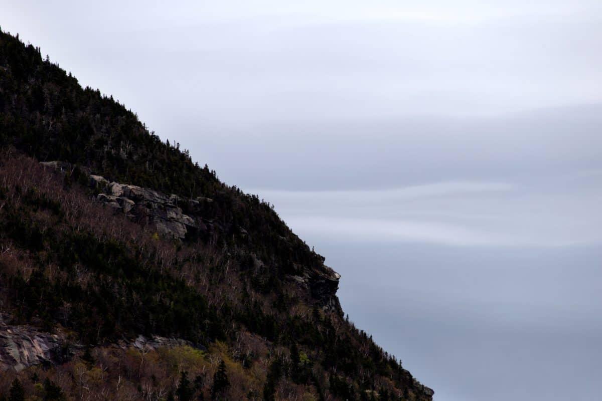 море, Хил, природа, планина, небето, пейзаж, скала, Открит