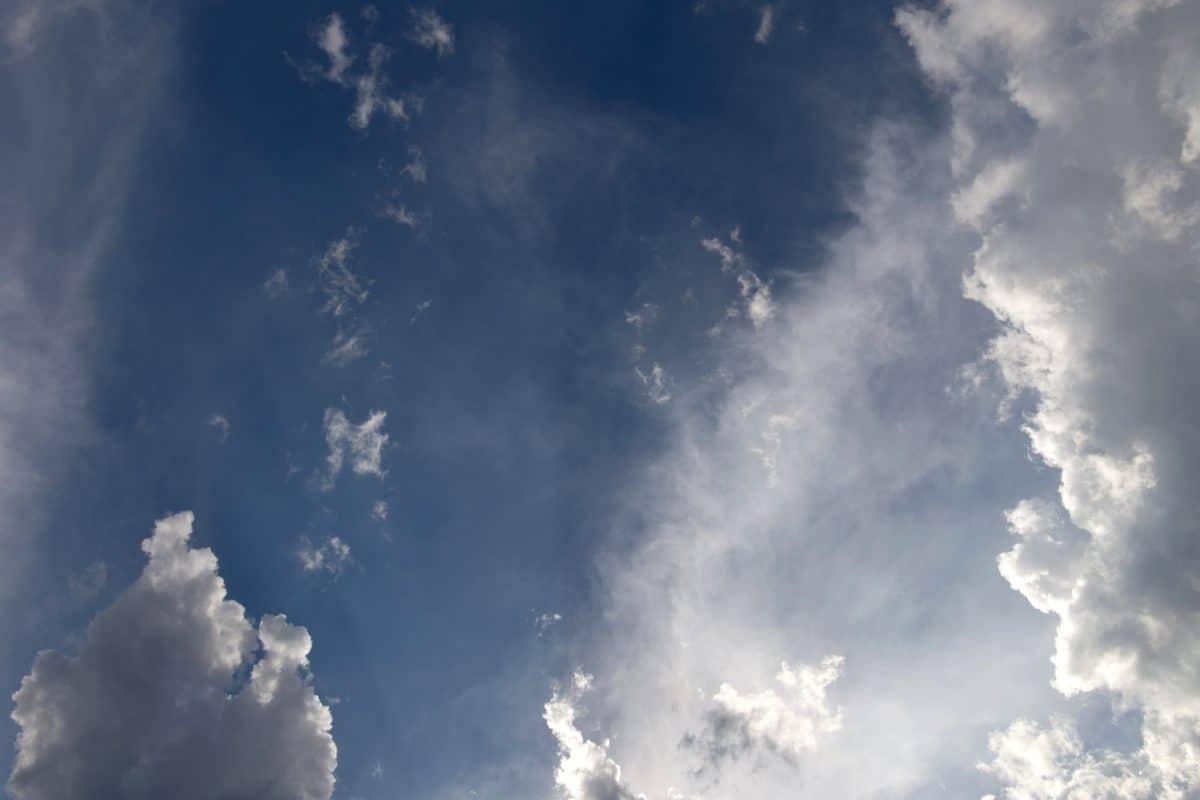 небе, природа, атмосфера, облаци, дъжд, слънце, въздух, климат