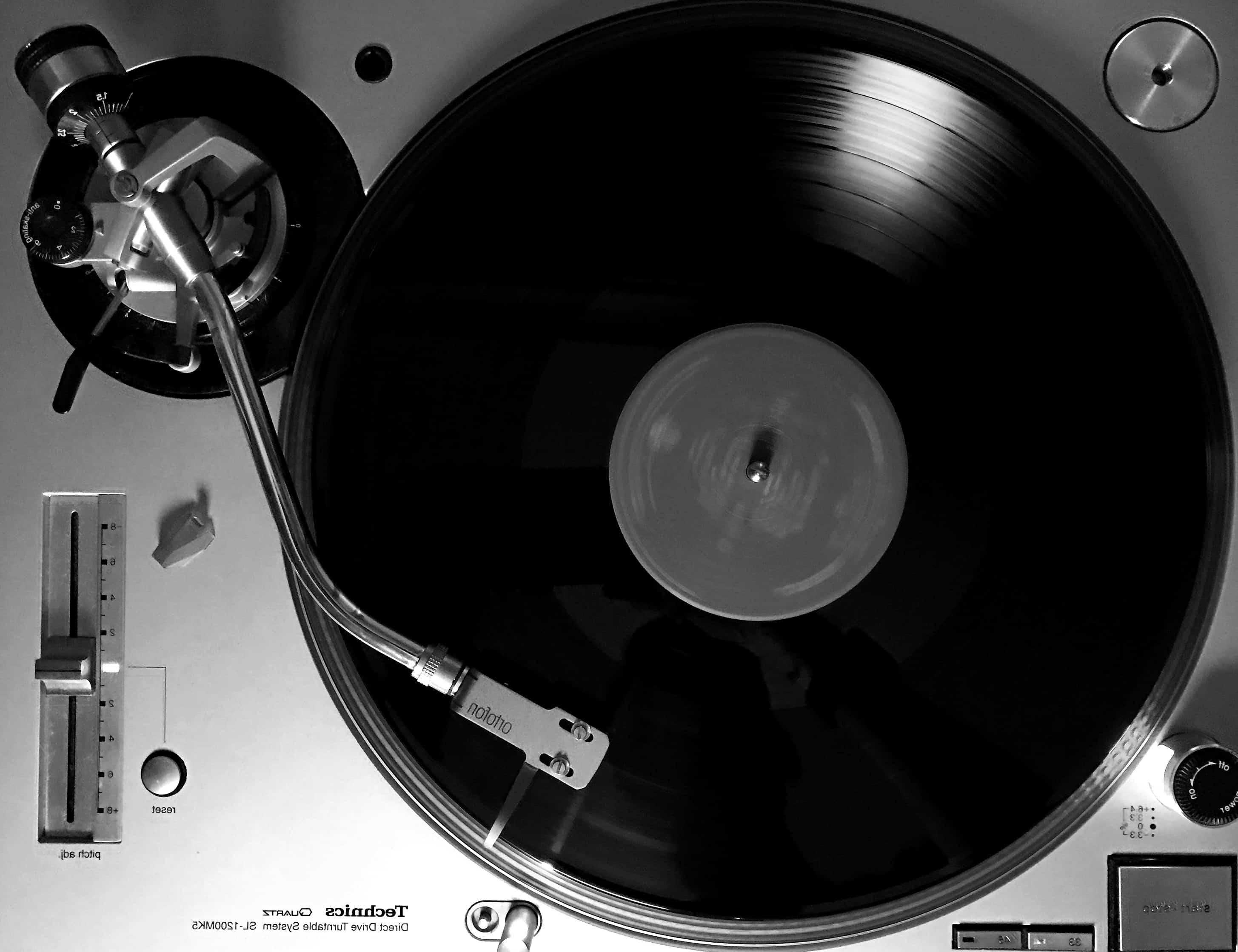 Free Picture Gramophone Vinyl Sound Storage Music Audio
