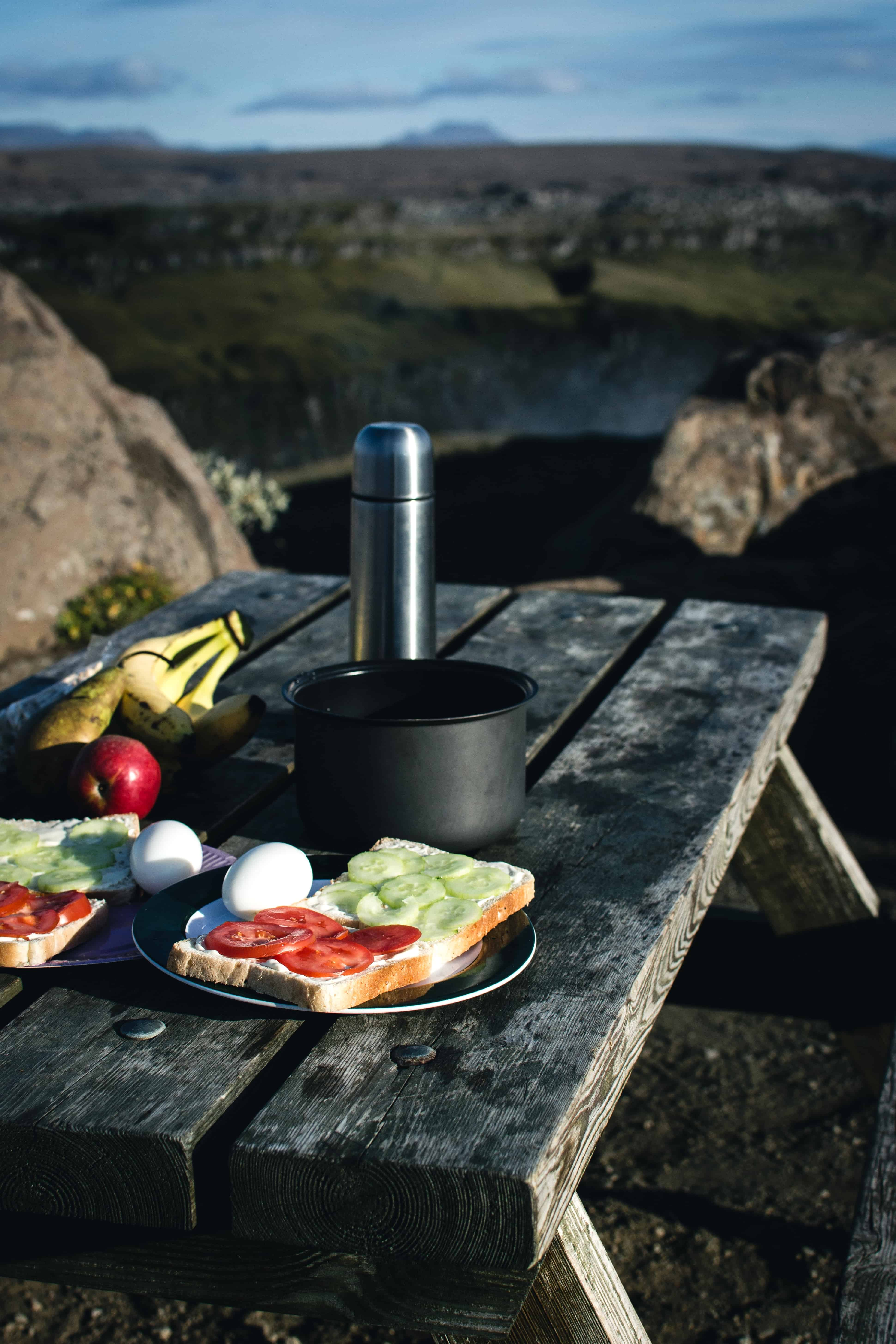 Free Picture: Food, Breakfast, Nature, Landscape, Outdoor