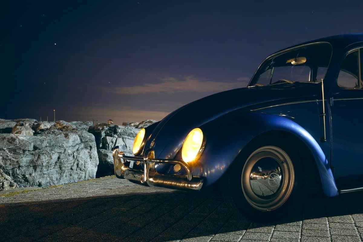 jármű, autó, oldtimer, autó, auto, éjszaka, kerék, sebesség, szállítás