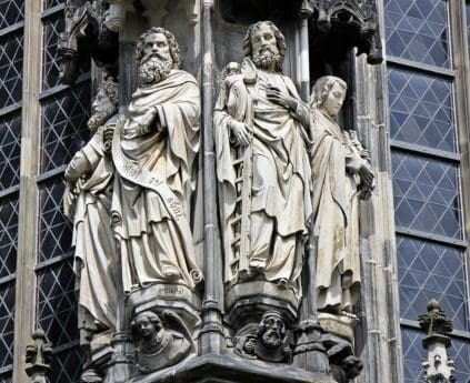 cathedral, art, monument, religion, church, statue, sculpture