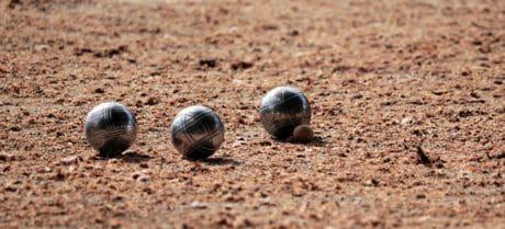 au sol, réflexion, objet extérieur, métal, acier, fer
