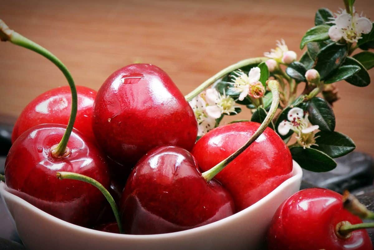 cherry, delicious, food, fruit, sweet, vegetable