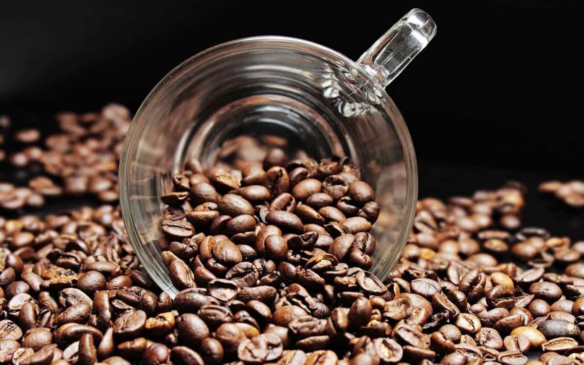temné, kofein, sklo, espresso, šálek kávy, nápoje, káva