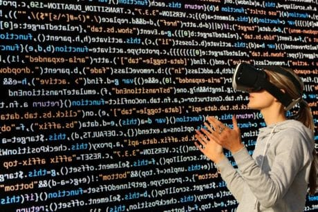 kunstig intelligens, virtual reality, programmering, virtuelle, informatik, kreativitet