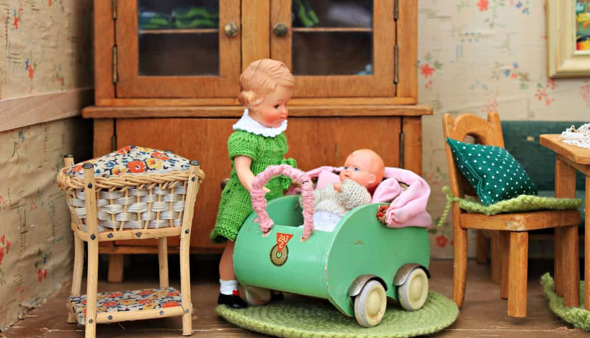lapsi, baby, lelu, tuoli, lapsi, huonekalut, lapsuus, söpö