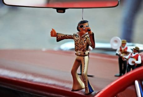 toy, object, plastic, singer, figure, vehicle, decoration, microphone, object