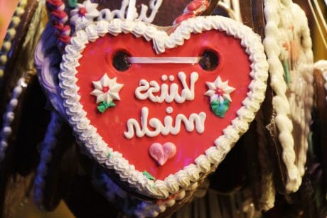 food, heart, love, sweet, cake, romance, colorful