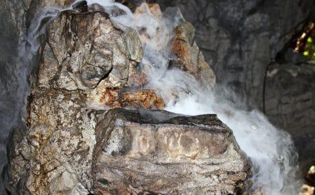 mağara, Doğa, taş, buharı, duman, gölge