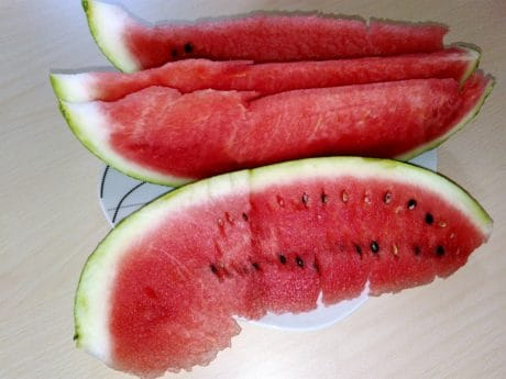 diet, melon, sweet, fruit, watermelon, nutrition, food, kitchen table