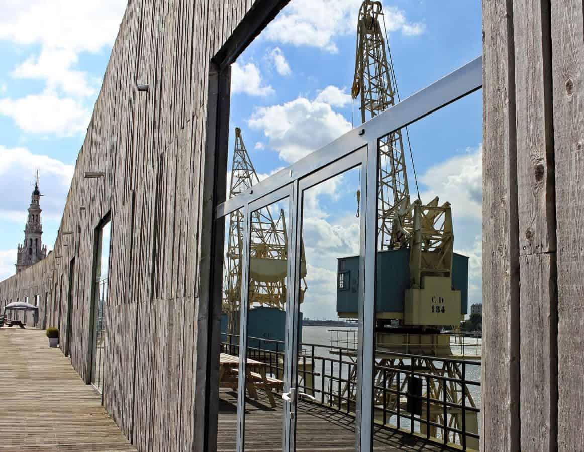 Architektur, Struktur, Glas, Reflexion, Kran, Metall, Bau