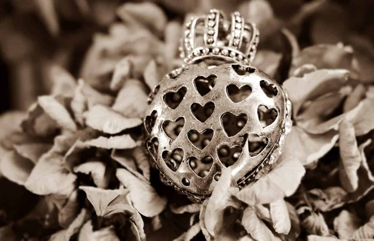 metal, jewelry, monochrome, sepia, metal, crown, leaf, autumn