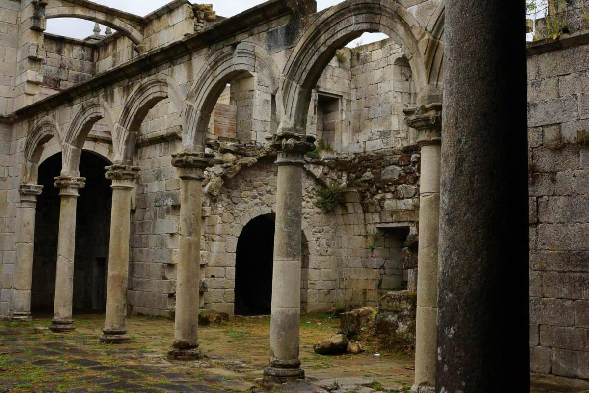 ancient, old, architecture, monastery, arch, fortress, church