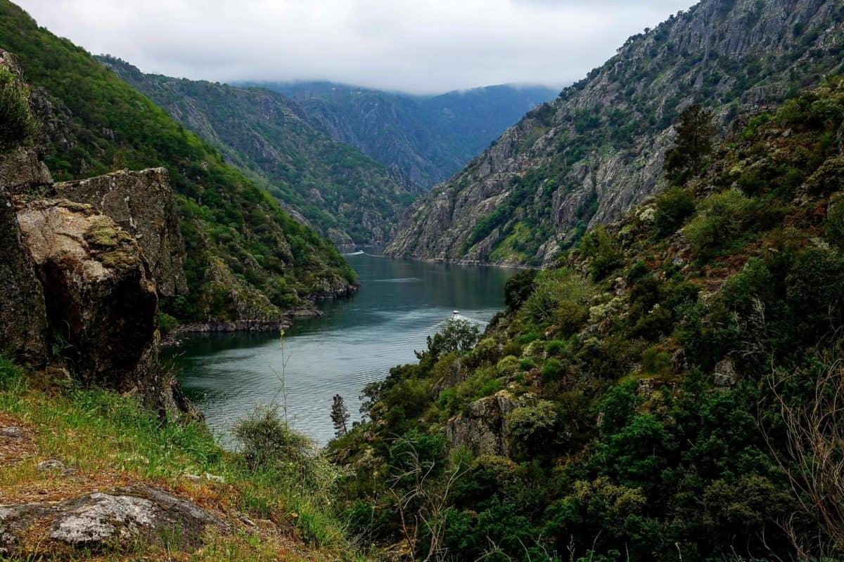 jezera, doline, planine, priroda, krajolik, vode, drva, vanjski