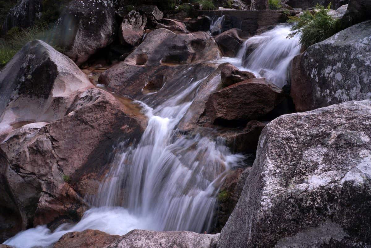 wet, wood, river, nature, stream, waterfall, creek, water, landscape