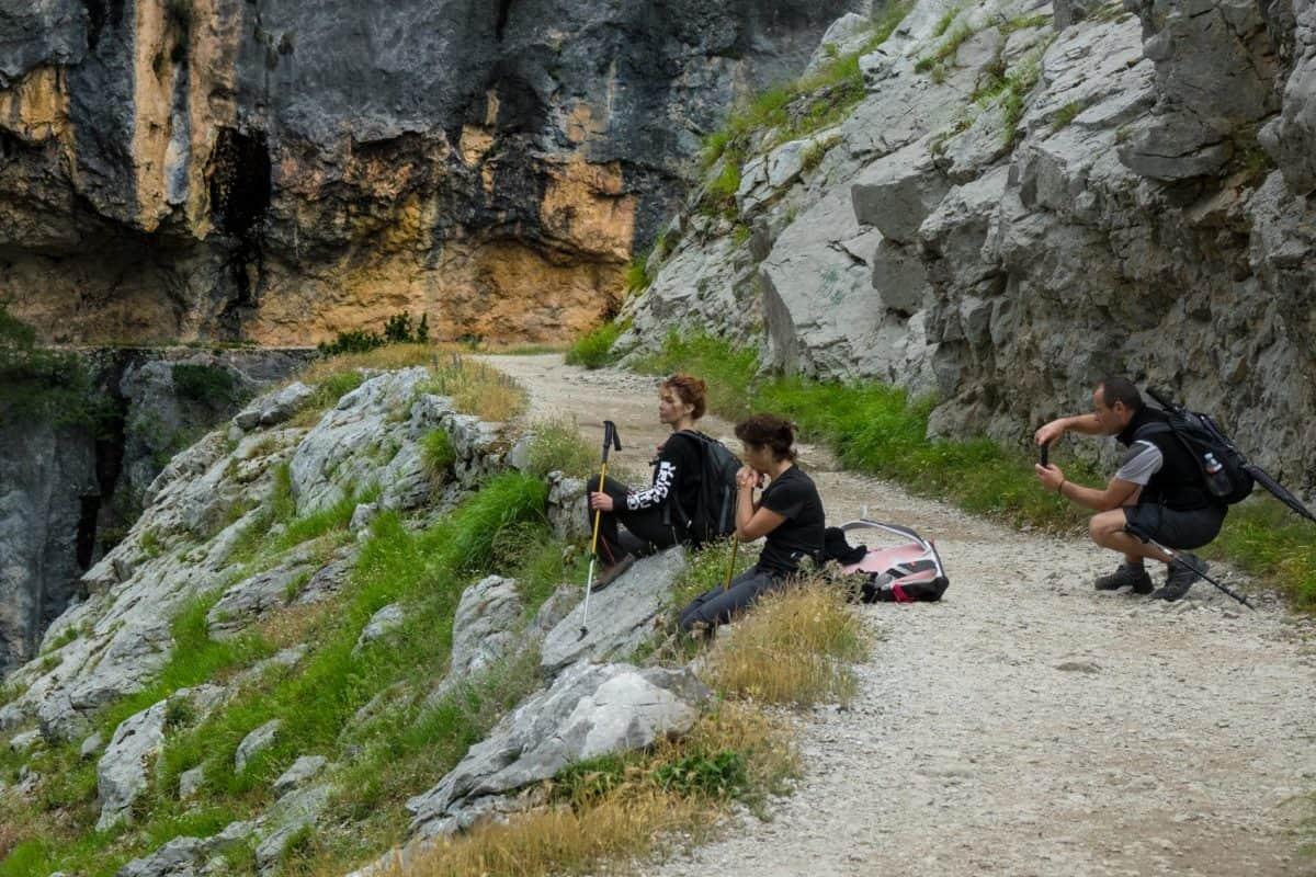 people, climb, national park, mountain climbing, adventure, landscape, ascent, mountain, outdoor