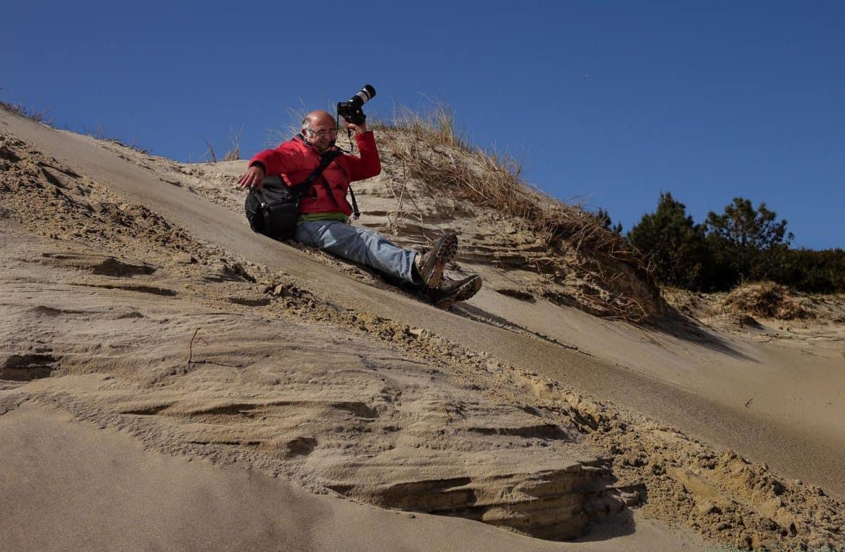 photographer, adventure, landscape, sand dune, mountain, extreme