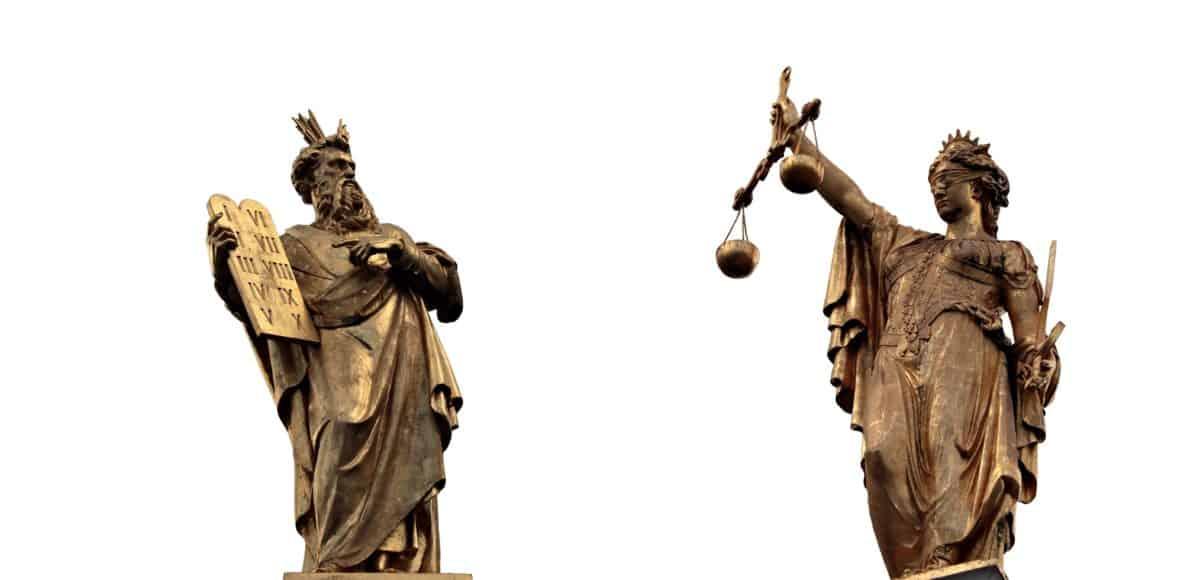 Kunst, Bronze, Kunst, Recht, Gericht, Justiz, Statue, Metall