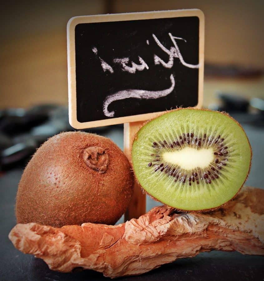 alimento, fruta orgánica, kiwi, dieta, vitamina, dulce, mercado, nutrición