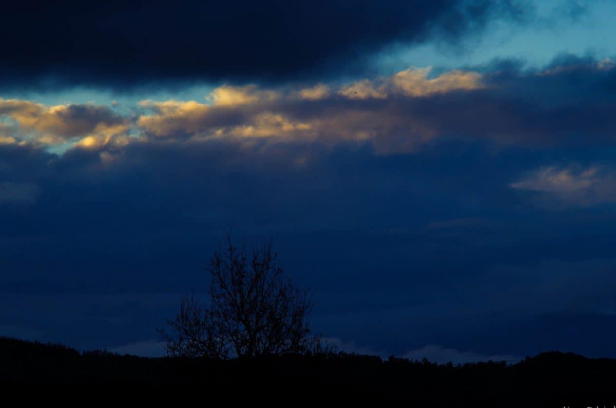 nature, sunset, landscape, dusk, sky, night, dawn, atmosphere