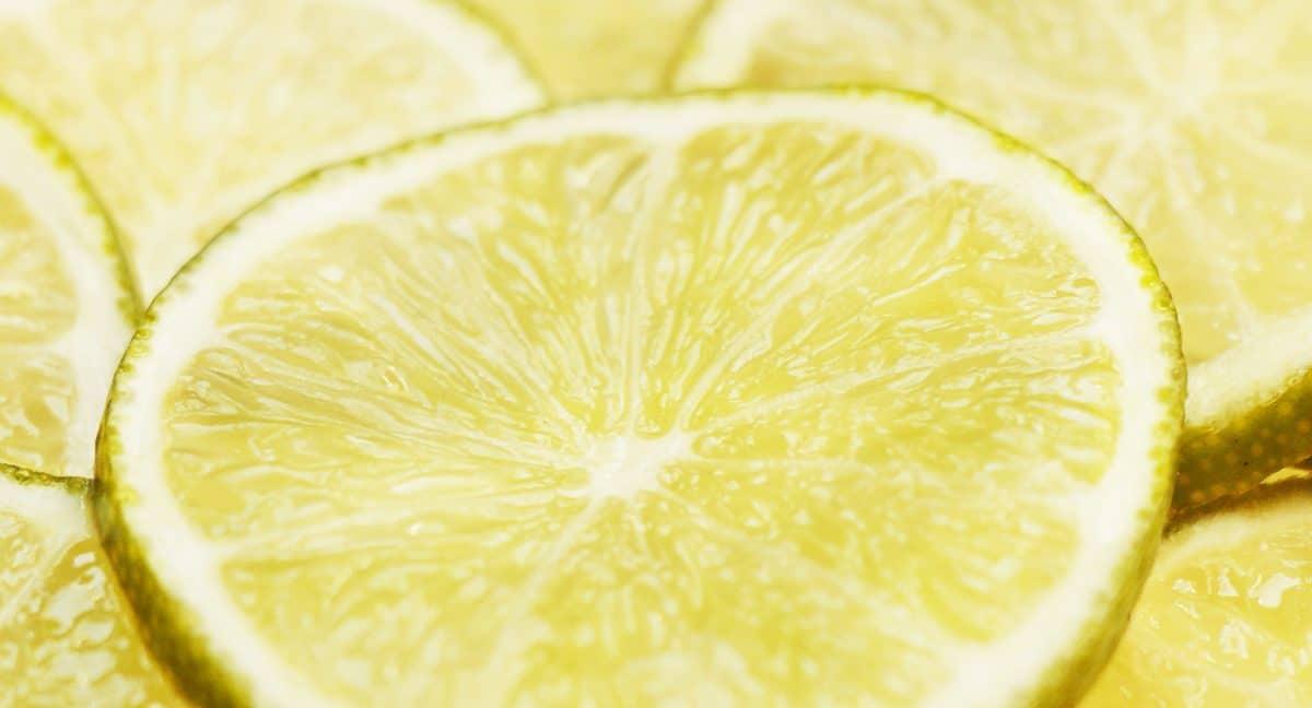 fruit, yellow lemon, citrus, slice, organic, food, vitamin