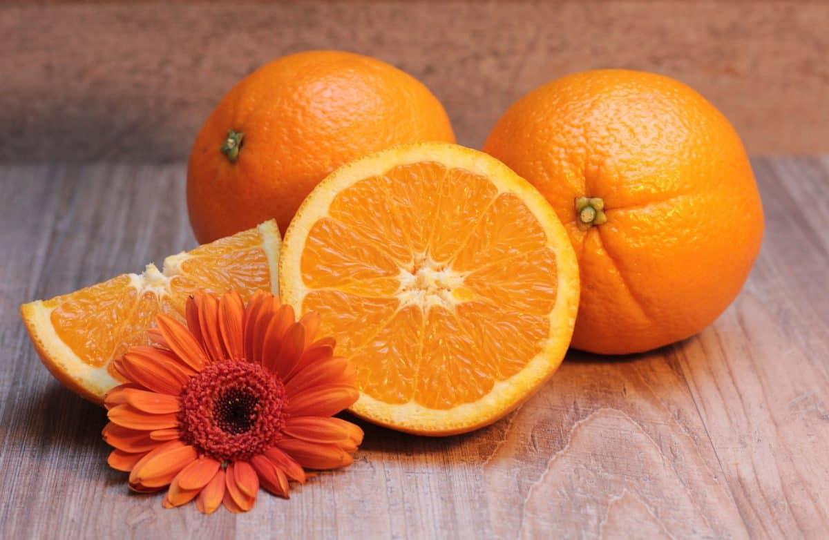 과일, 음식, 감귤 류, 비타민, 귤, 주스, 꽃