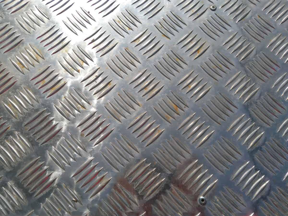 aluminum, steel, iron, texture, metallic, pattern, material
