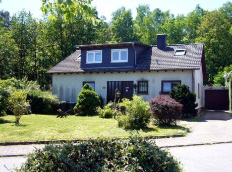 pelouse, extérieur, maison, façade, maison, architecture, immobilier, residence