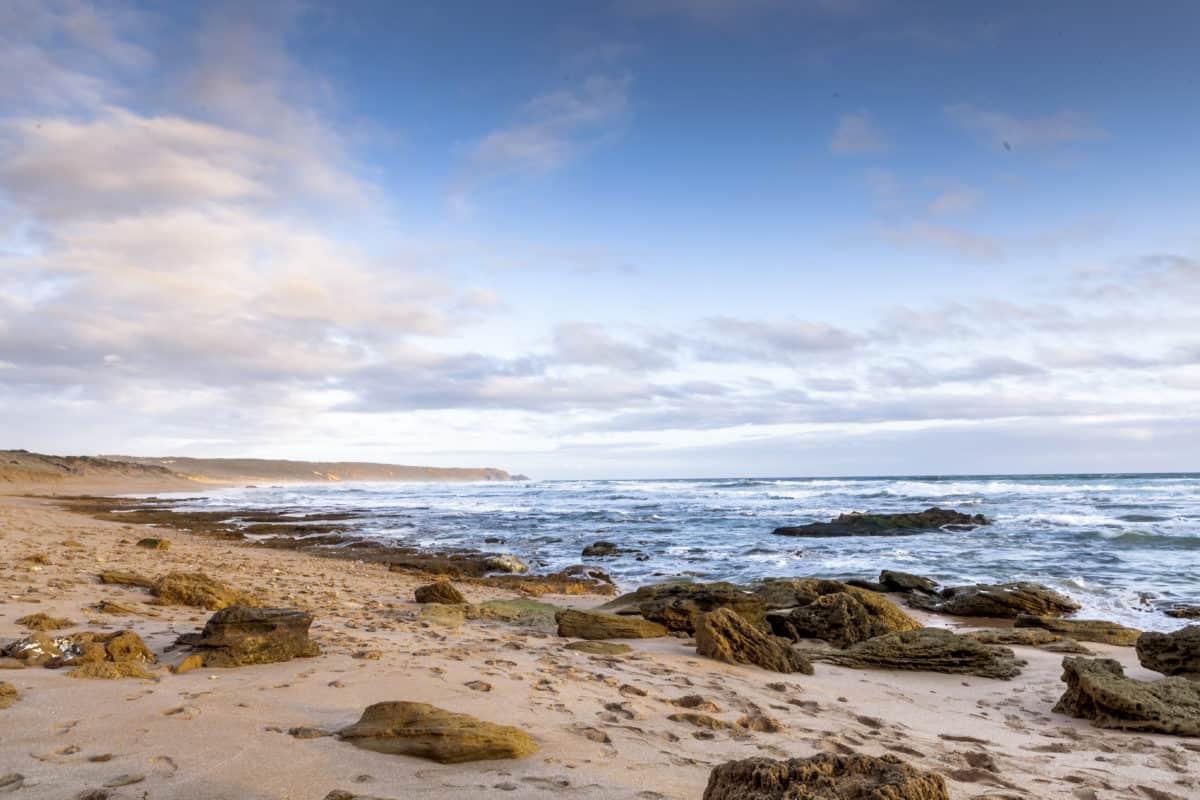 horizon, seascape, bay, ocean, water, landscape, beach, sea, sky, shoreline, seaside