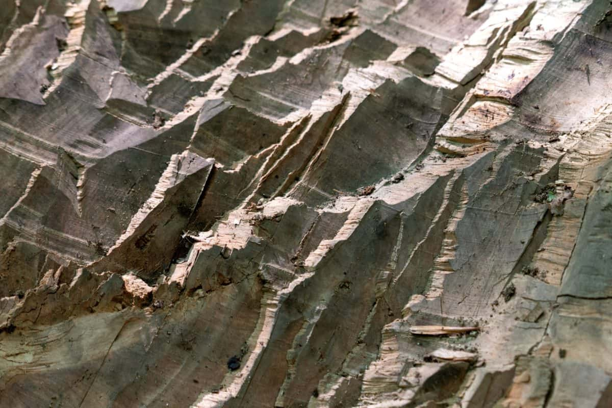 rock formation, old, texture, brown, outdoor, rock