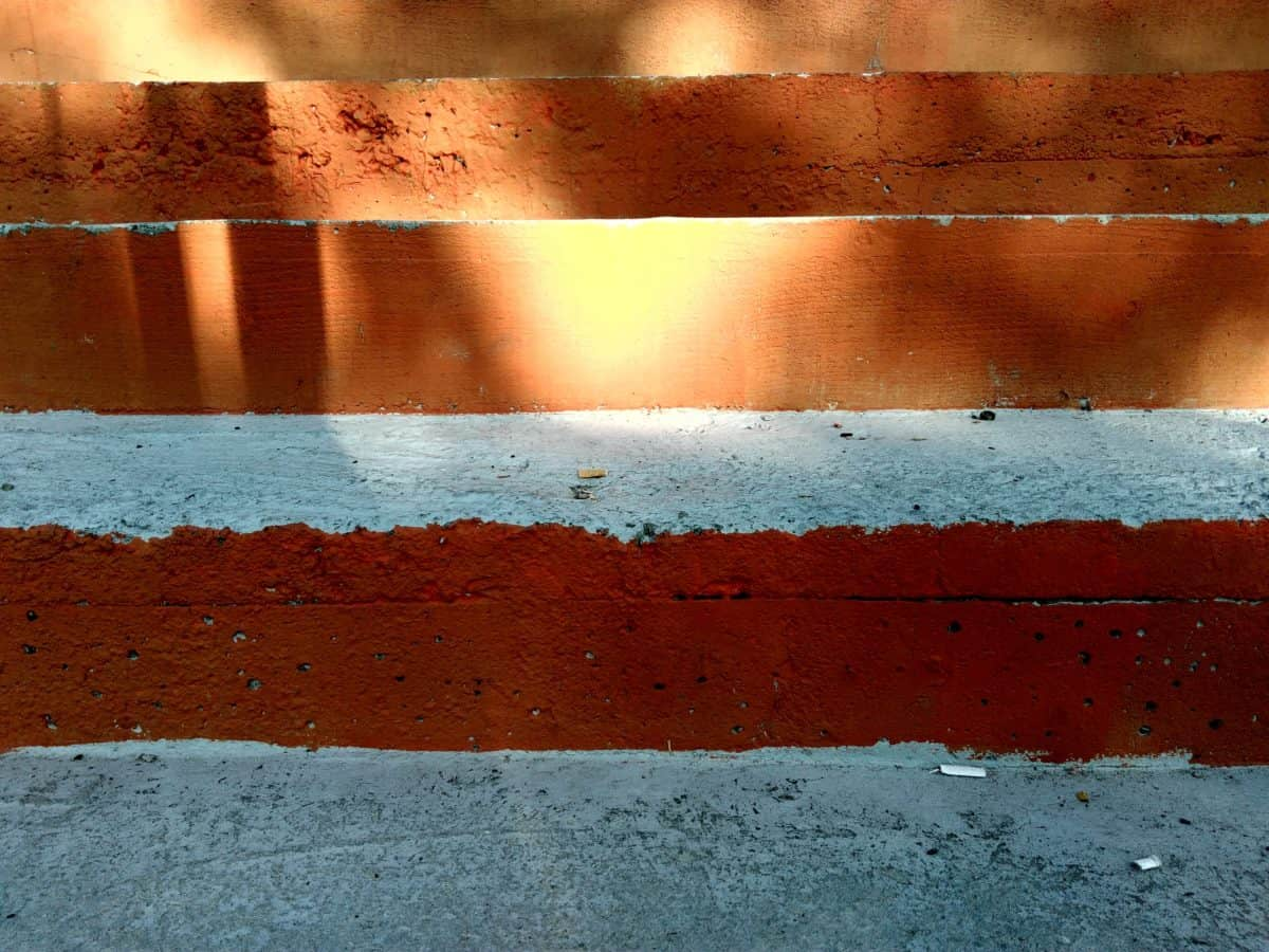 staircase, old, wall, pattern, abstract, texture, grunge, surface