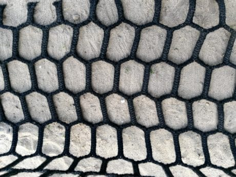 texture, pattern, black, cobble, surface, ground