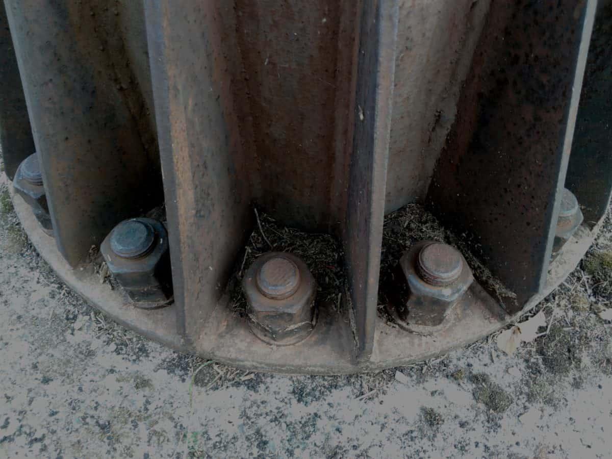 industri, metal, objekt, stål, Rust, materiale
