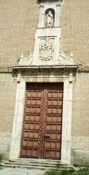 front door, cast iron, metal, street, exterior, art, old, landmark