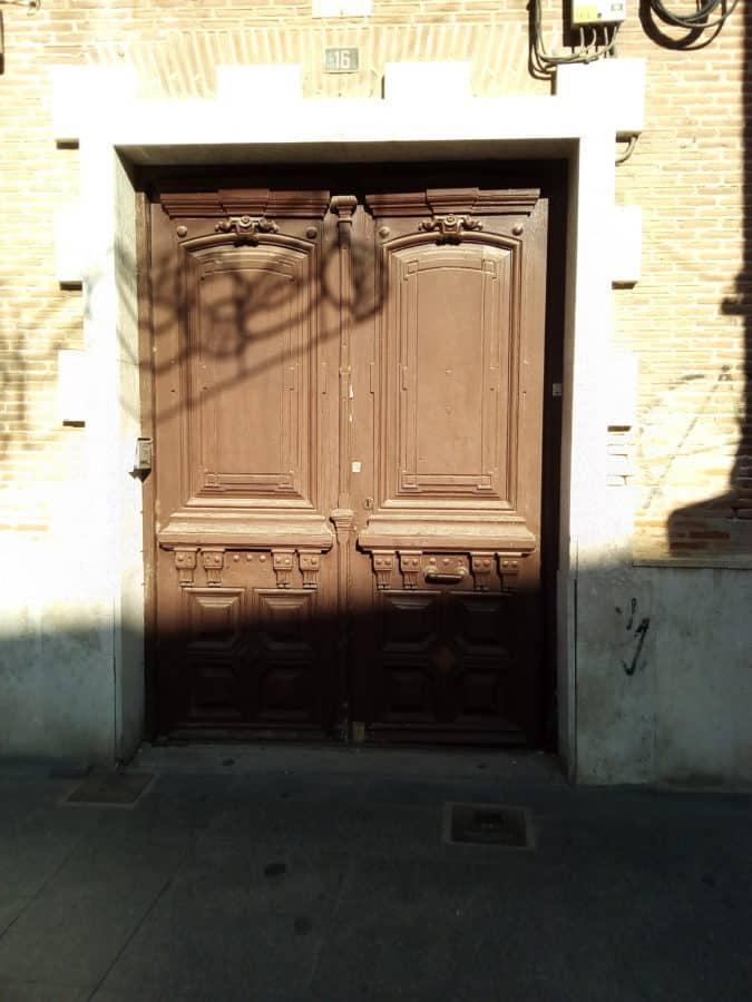 hoveddør, Shadow, Sunshine, Street, Street, eksteriør, art, gamle