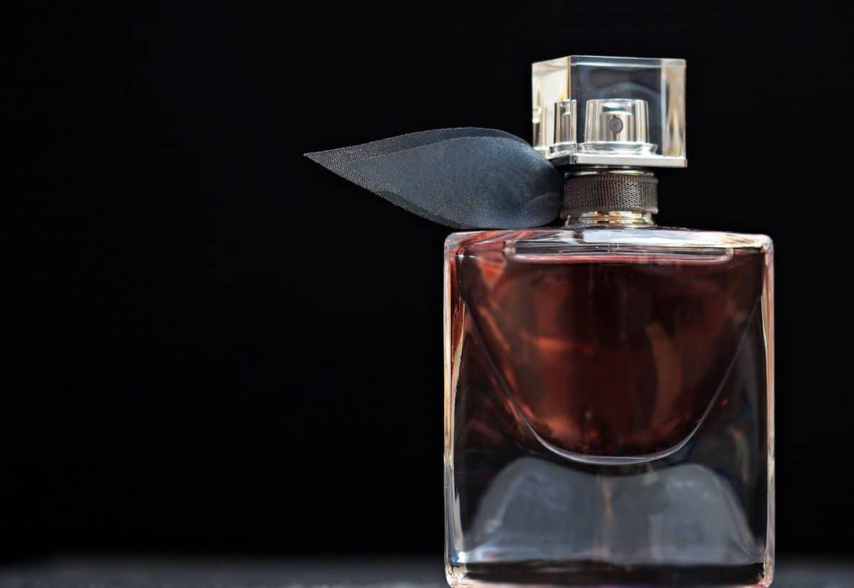 perfume, frasco, vidro, fragrância, luxo, líquido, objeto
