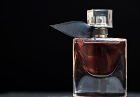perfume, bottle, glass, fragrance, luxury, liquid, object