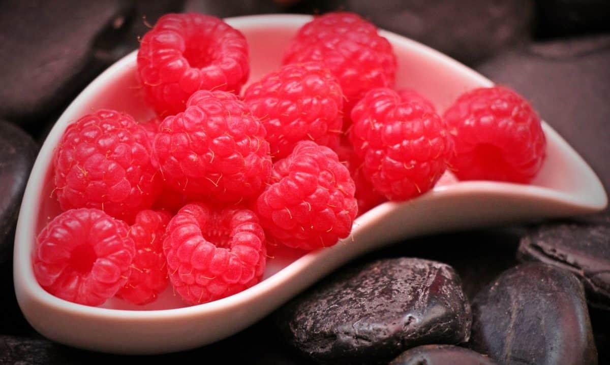 sucré, fruit, nourriture, délicieux, framboise, Berry, dessert