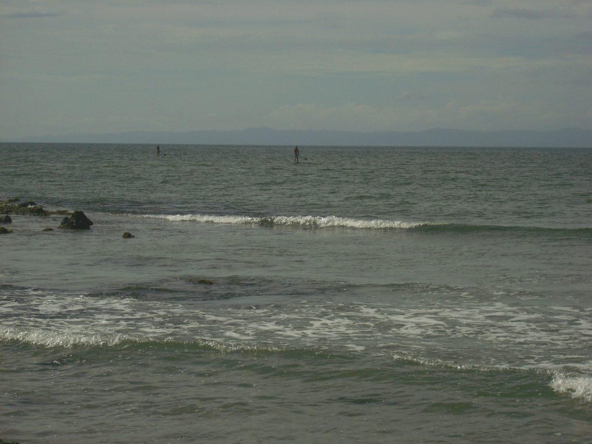 voda, plaža, Val, more, pejzaž, obala, ocean, morska obala