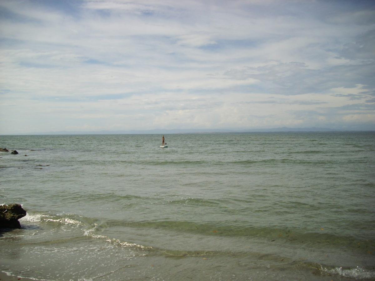 okyanus, deniz, sahil, su, gün ışığı, plaj, peyzaj, Ridge